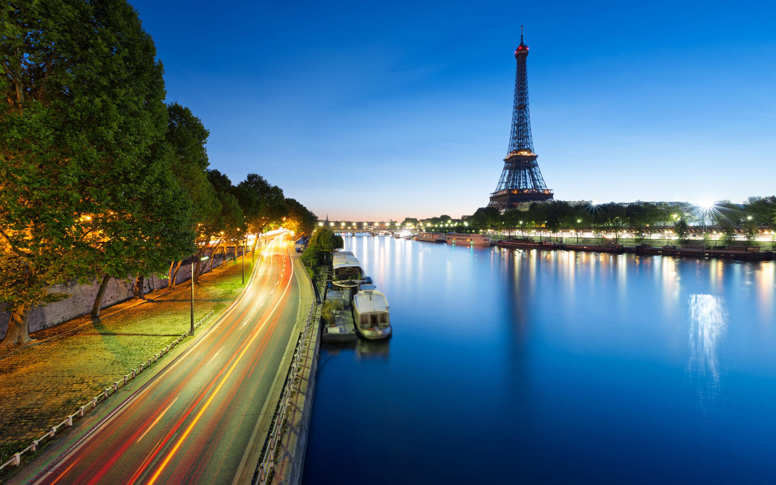 Эйфелева башня - очень красивые и удивительные картинки 2