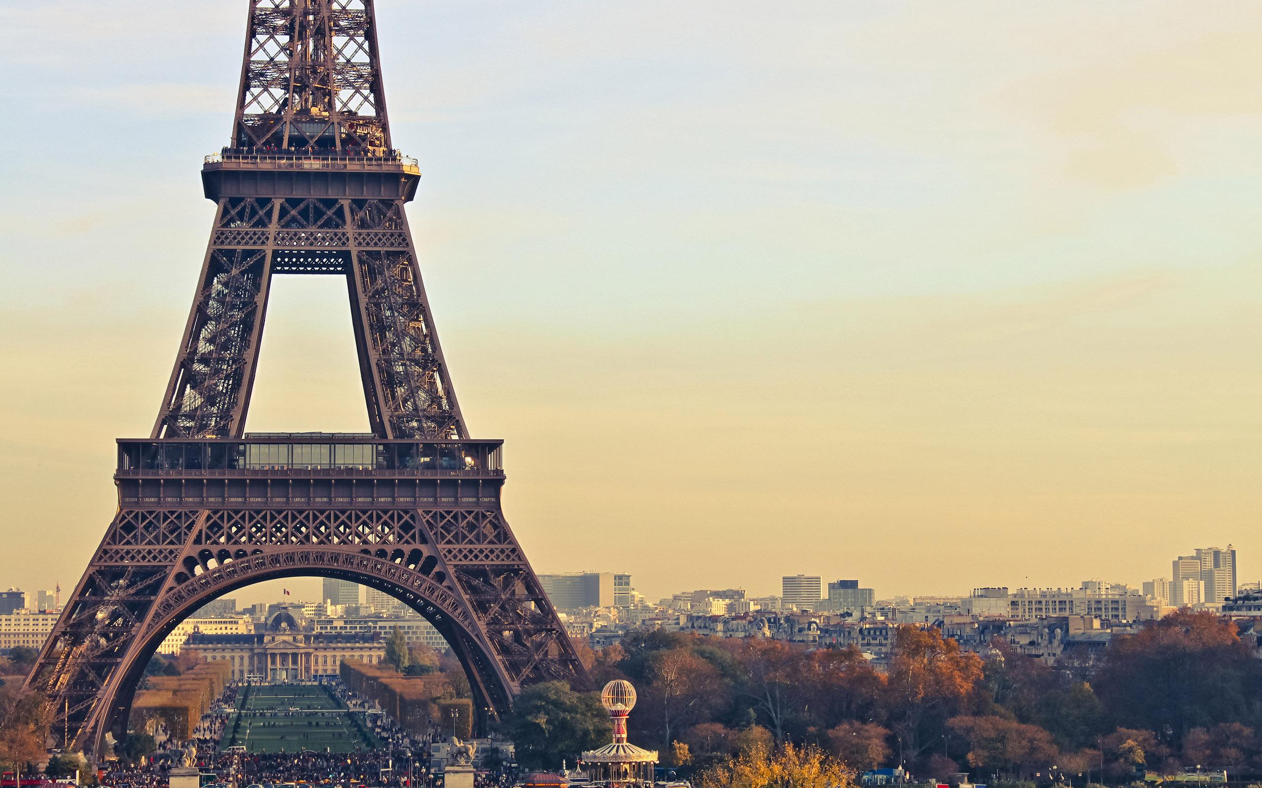 Эйфелева башня - очень красивые и удивительные картинки 3