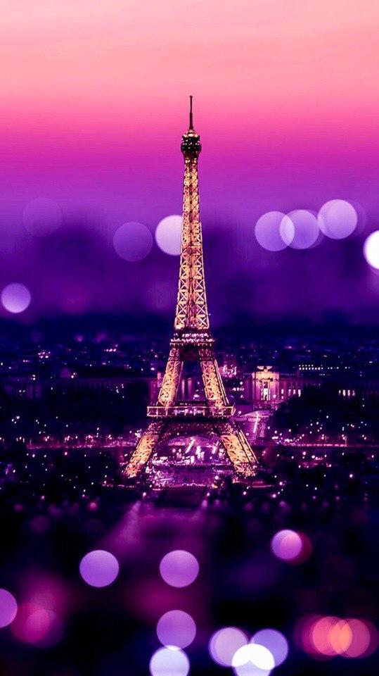 Эйфелева башня - очень красивые и удивительные картинки 7