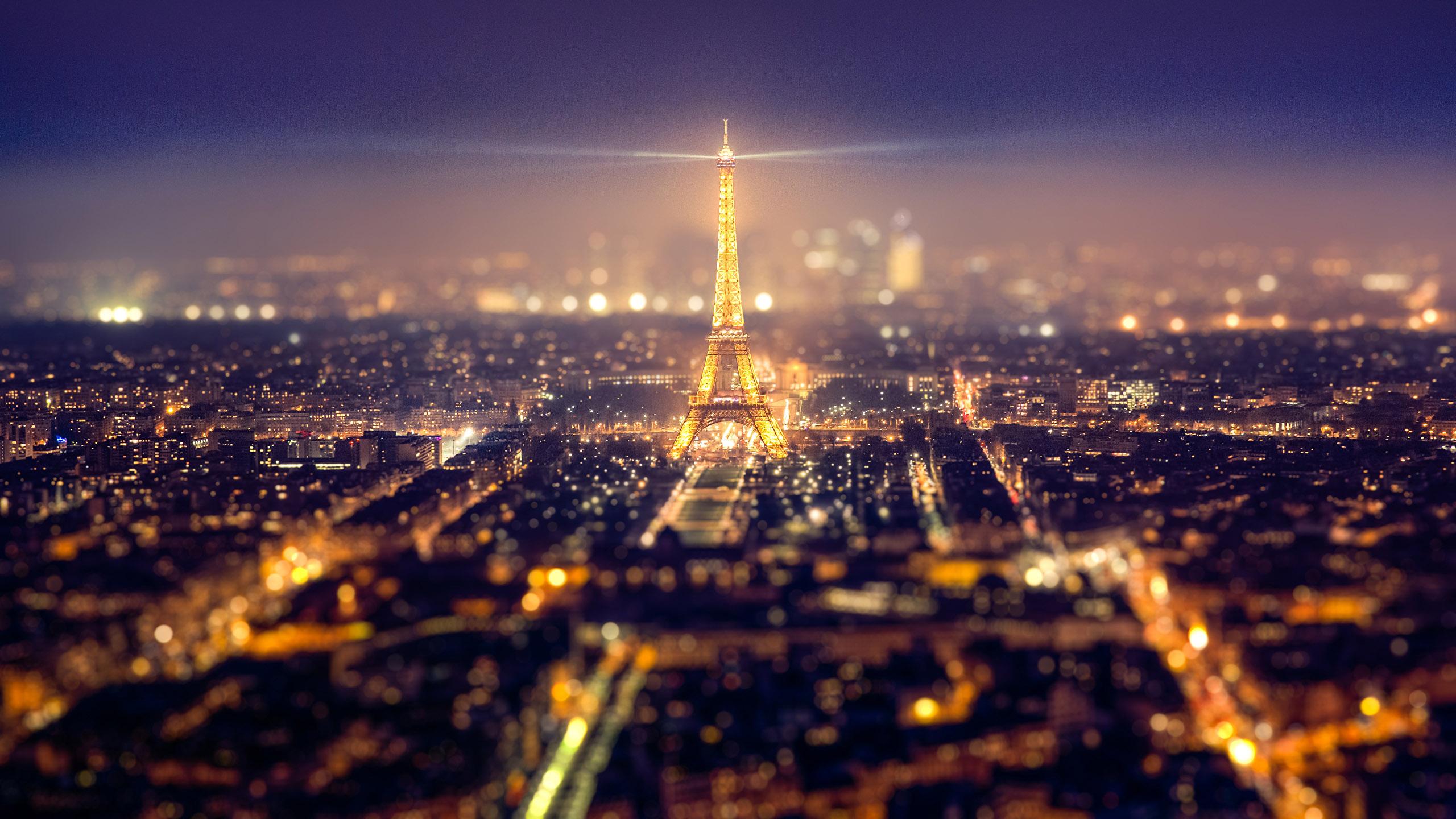 Эйфелева башня - очень красивые и удивительные картинки 8