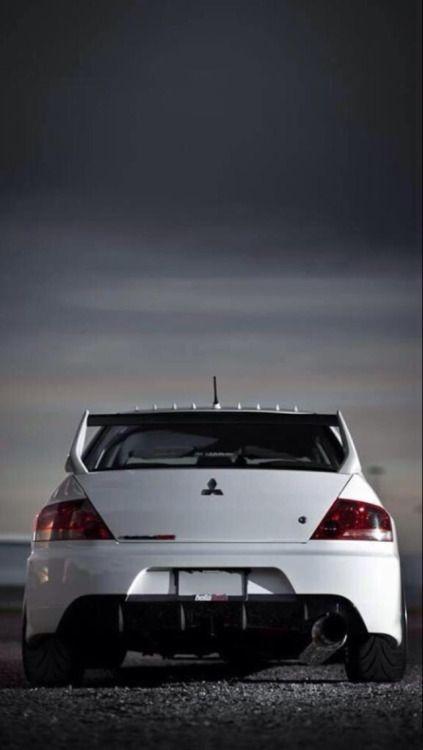 Mitsubishi Lancer Evolution - классные и крутые картинки, обои 3