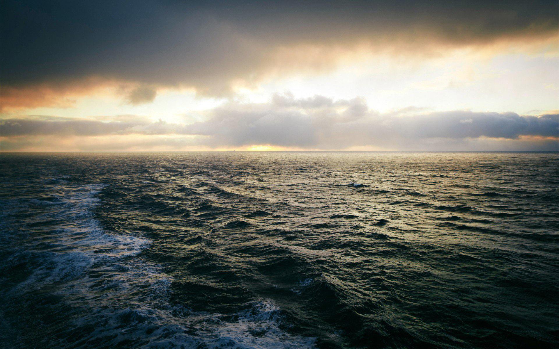 Атлантический океан красивые обои и картинки - подборка 2018 10
