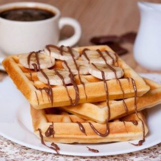 Венские вафли в вафельнице - вкусный рецепт в домашних условиях 3