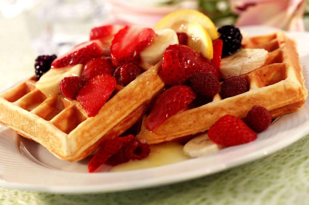 Венские вафли в вафельнице - вкусный рецепт в домашних условиях 4