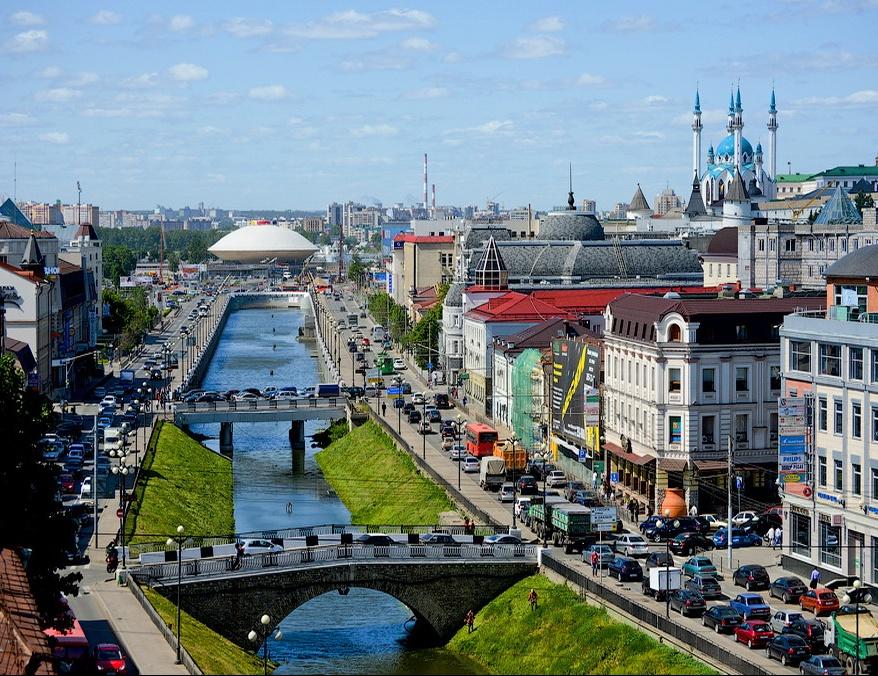 Казань - красивые и удивительные картинки города 10