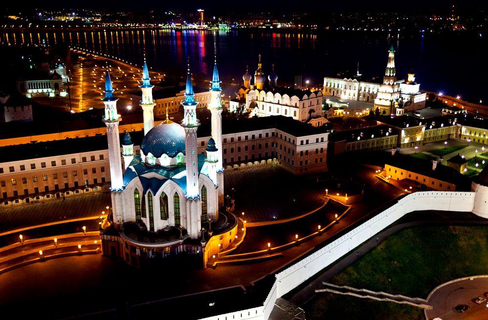 Казань - красивые и удивительные картинки города 16