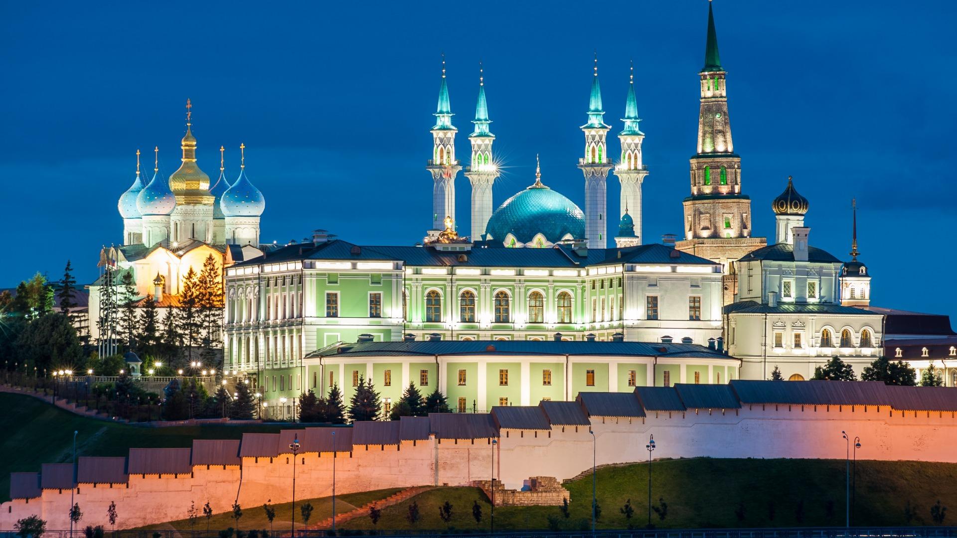 Казань - красивые и удивительные картинки города 17