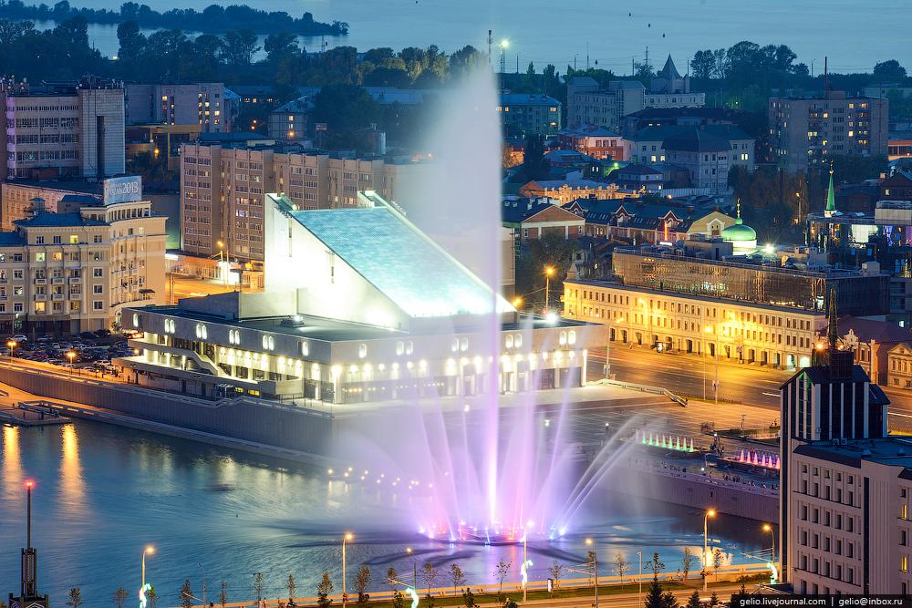 Казань - красивые и удивительные картинки города 19