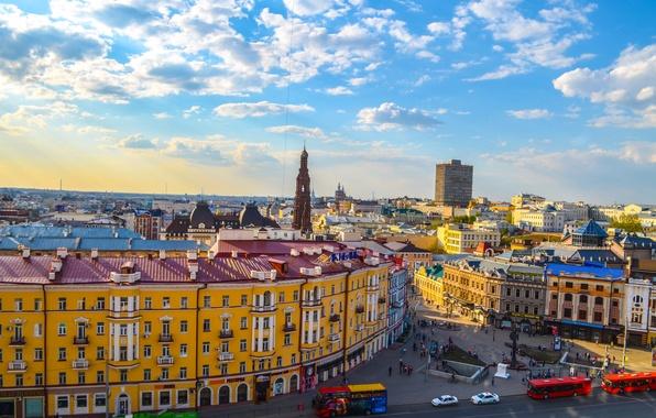 Казань - красивые и удивительные картинки города 2