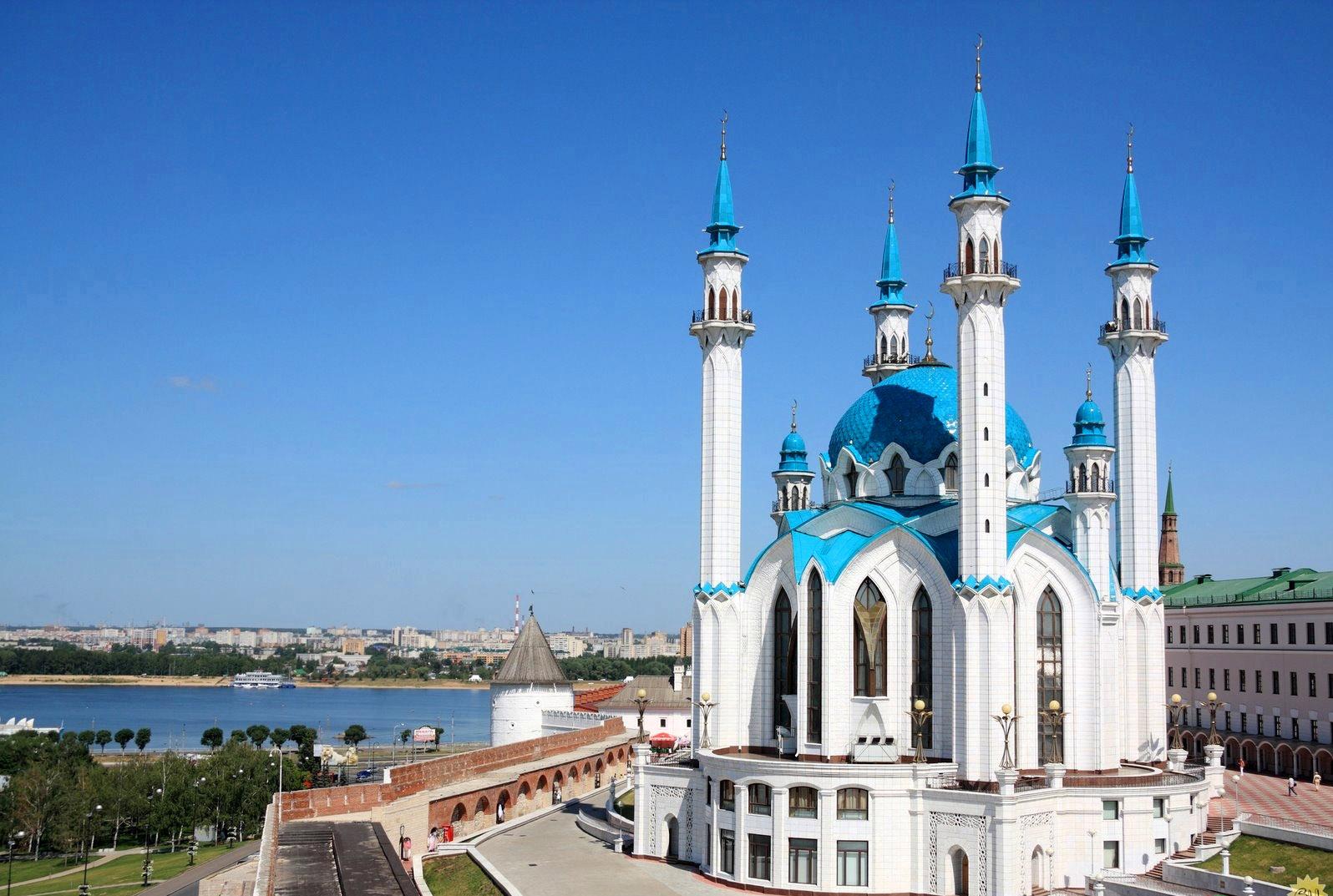 Казань - красивые и удивительные картинки города 3