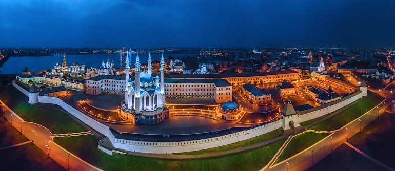 Казань - красивые и удивительные картинки города 5