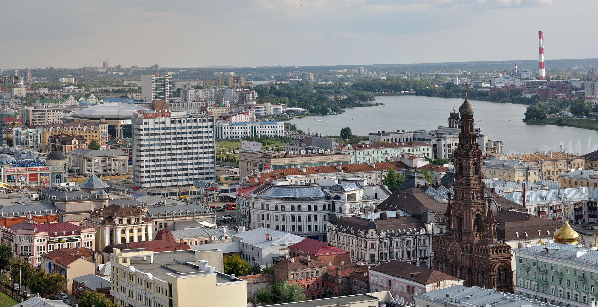 Казань - красивые и удивительные картинки города 6