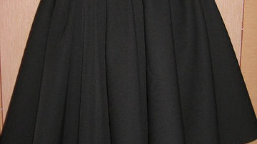 Как самостоятельно сшить юбку Как научиться шить юбку 2