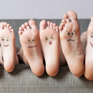 Как устранить неприятный запах ног 7 простых и эффективных советов 1