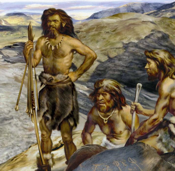 Картинки древний человек для детей - самые прикольные и интересные 1