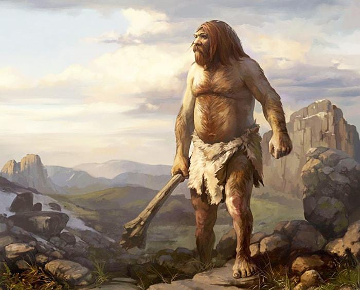 Картинки древний человек для детей - самые прикольные и интересные 9