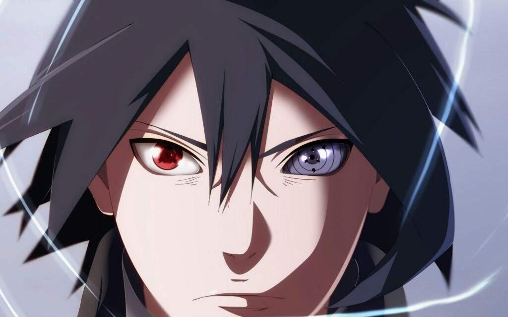 Классные картинки Саске Учиха. Подборка изображений из аниме Наруто 17