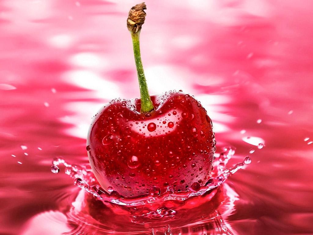 Красивые и прикольные картинки вишни - подборка изображений 15