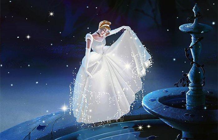 Красивые картинки Золушки для детей из сказки - подборка 12