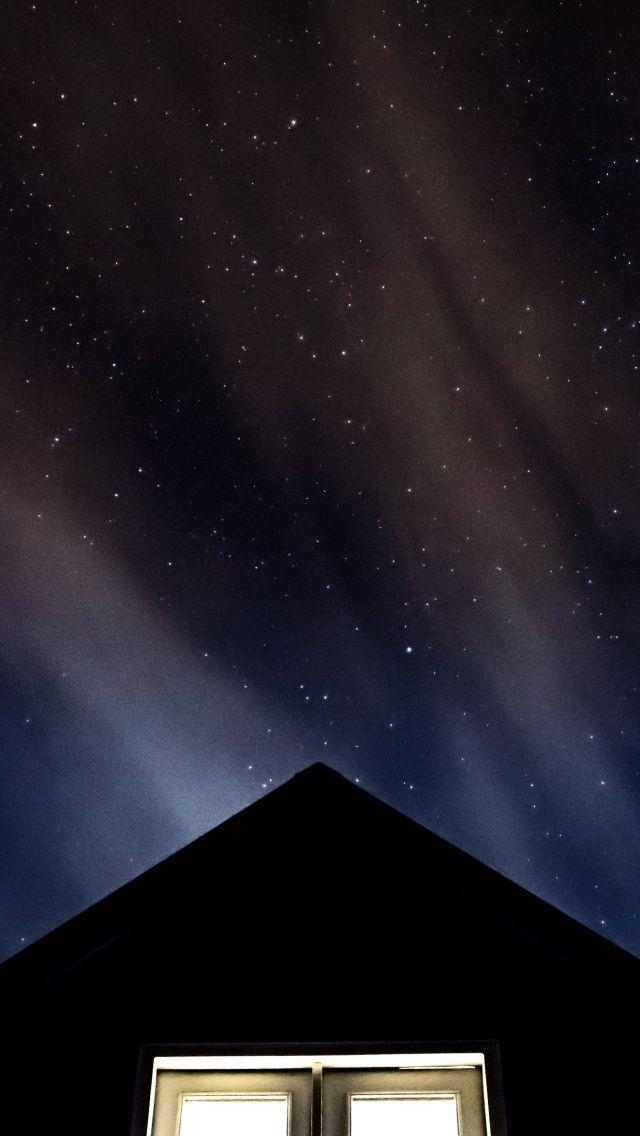 Красивые картинки на телефон Звездное небо на заставку - подборка 4