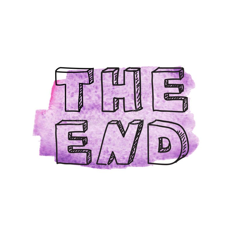 Красивые картинки со смыслом со словом Конец, The End - сборка 1