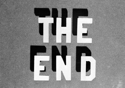 Красивые картинки со смыслом со словом Конец, The End - сборка 3