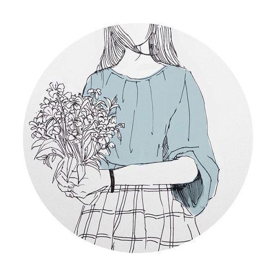Лучшие картинки для девочек для срисовки - милая коллекция 4