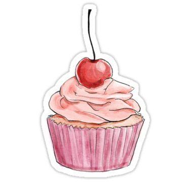 Милые и няшные картинки еды, продуктов и вкусняшек - подборка 5