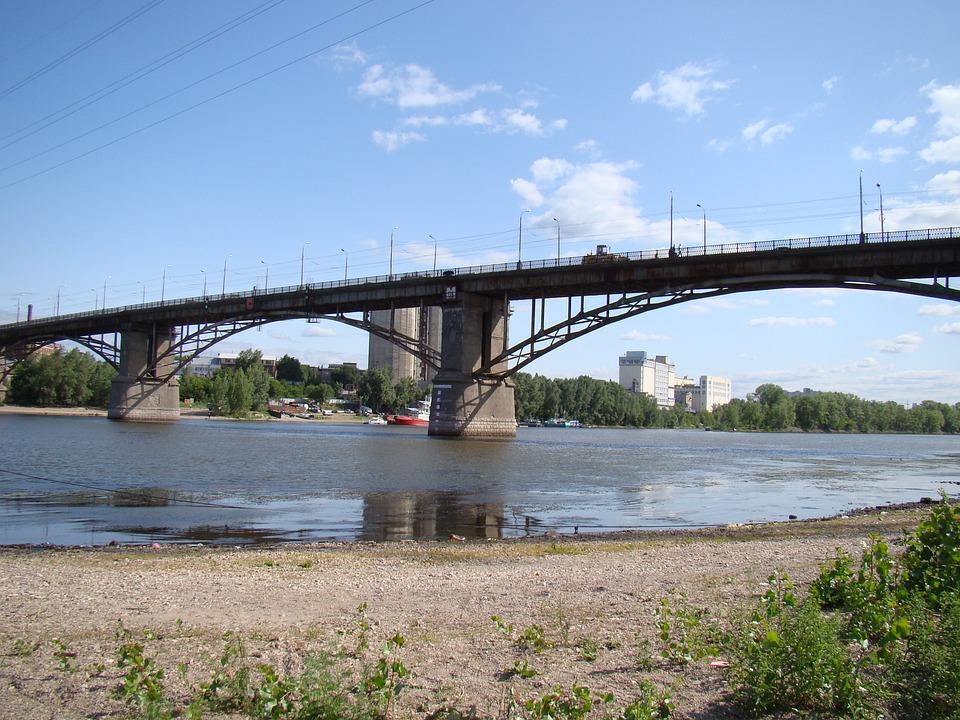 Мост через реку - красивые и удивительные картинки, фото 11