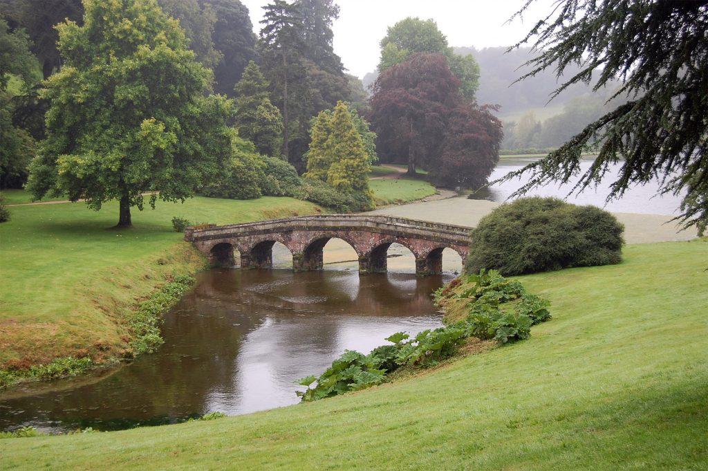 Мост через реку - красивые и удивительные картинки, фото 12