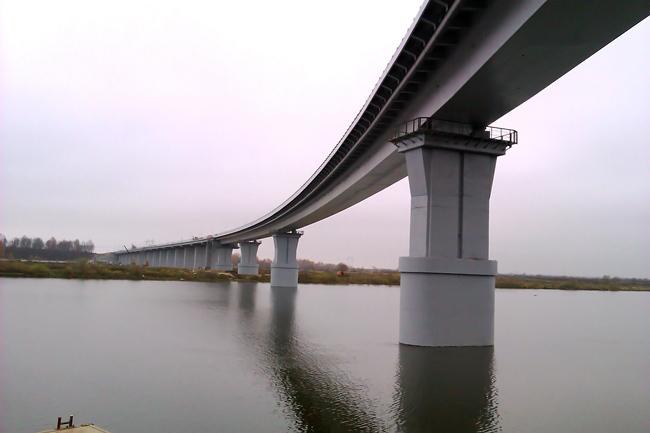 Мост через реку - красивые и удивительные картинки, фото 13