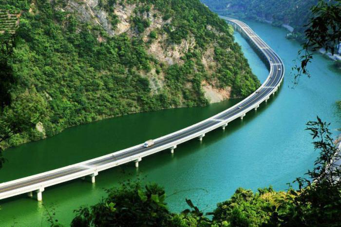 Мост через реку - красивые и удивительные картинки, фото 15