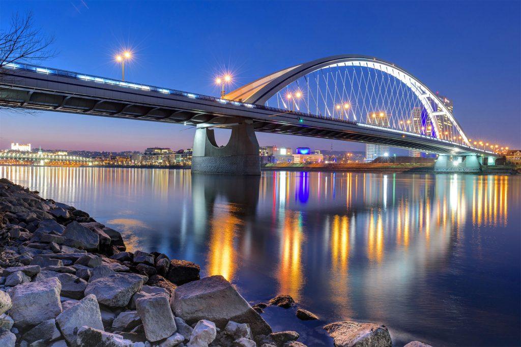 Мост через реку - красивые и удивительные картинки, фото 2