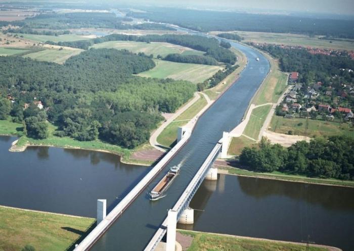 Мост через реку - красивые и удивительные картинки, фото 5