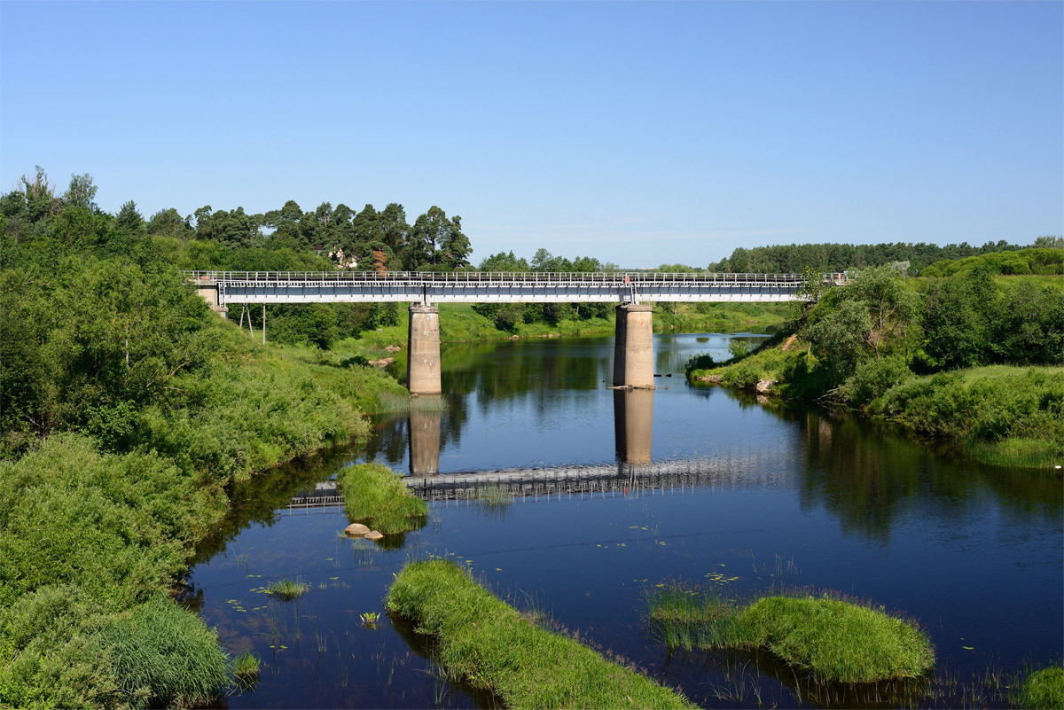 Мост через реку - красивые и удивительные картинки, фото 9