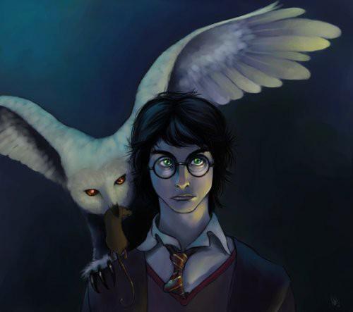 Невероятные и замечательные арты к Гарри Поттеру - подборка 20