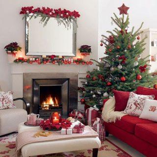 Новый Год уютные и приятные картинки, обои - подборка 2018-2019 18