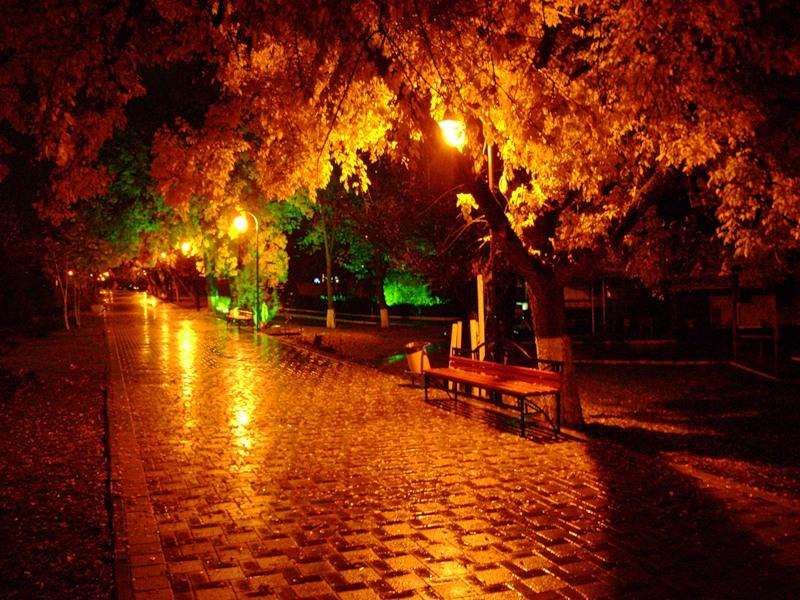 Осенняя ночь картинки и фотографии - очень красивые 1