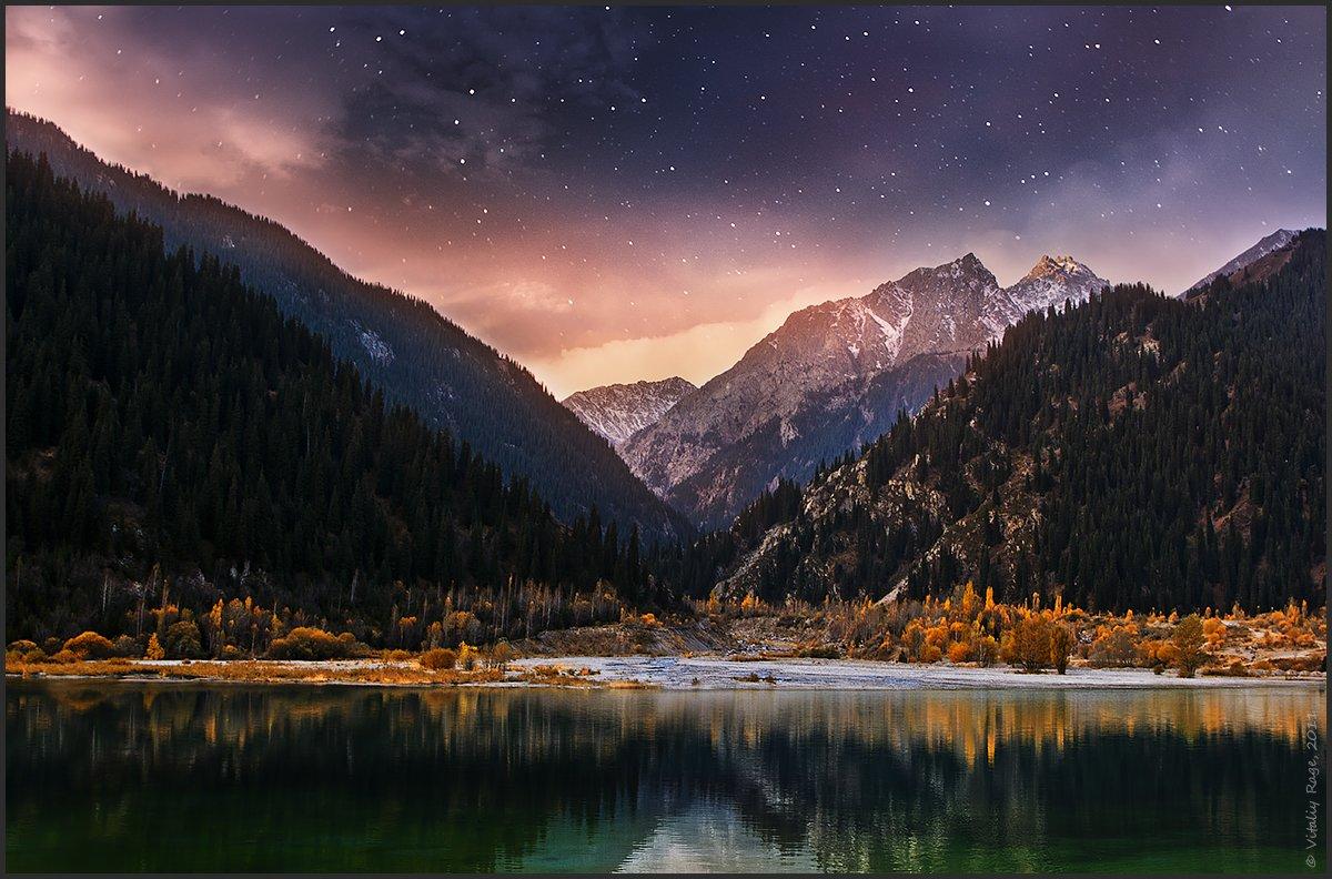 Осенняя ночь картинки и фотографии - очень красивые 4