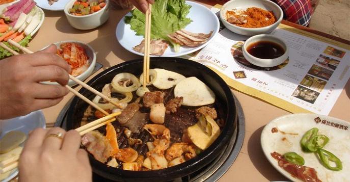 Особенности приготовления китайских блюд 1