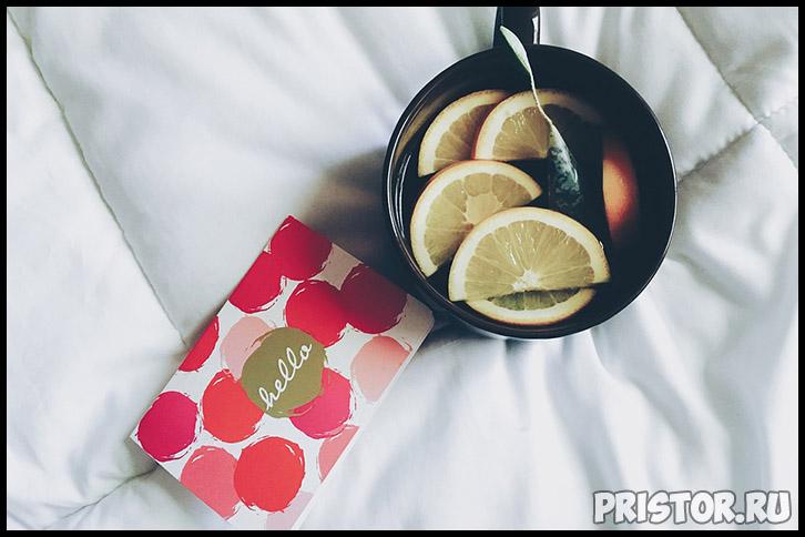 Польза и вред черного чая для организма человека 2