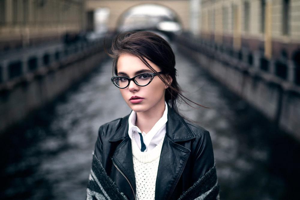 Портреты красивых девушек - удивительные фотографии №38 10