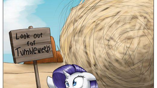 Прикольные и интересные комиксы My Little Pony, про Пони - сборка 2