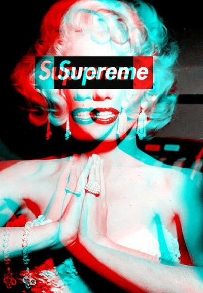 Прикольные и классные картинки, фото Supreme на аву - подборка 4