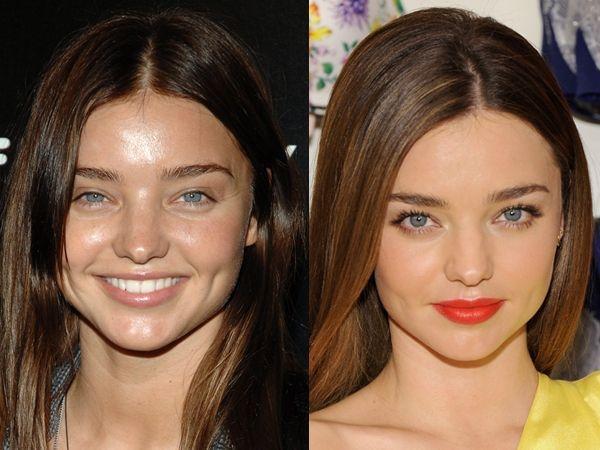 Сравнение девушек с макияжем и без - прикольные фото, картинки 2