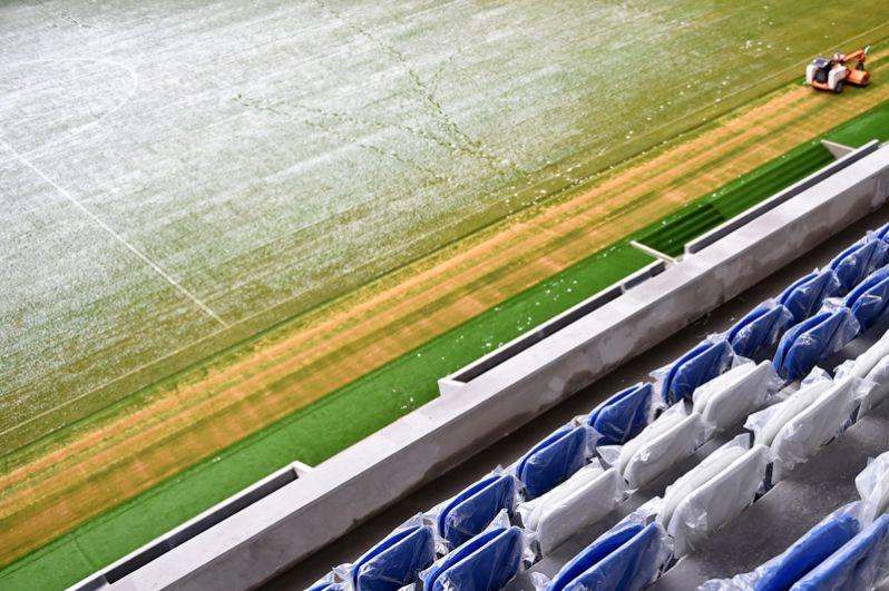 Стадион «Динамо» после реконструкции - новости, фото 2