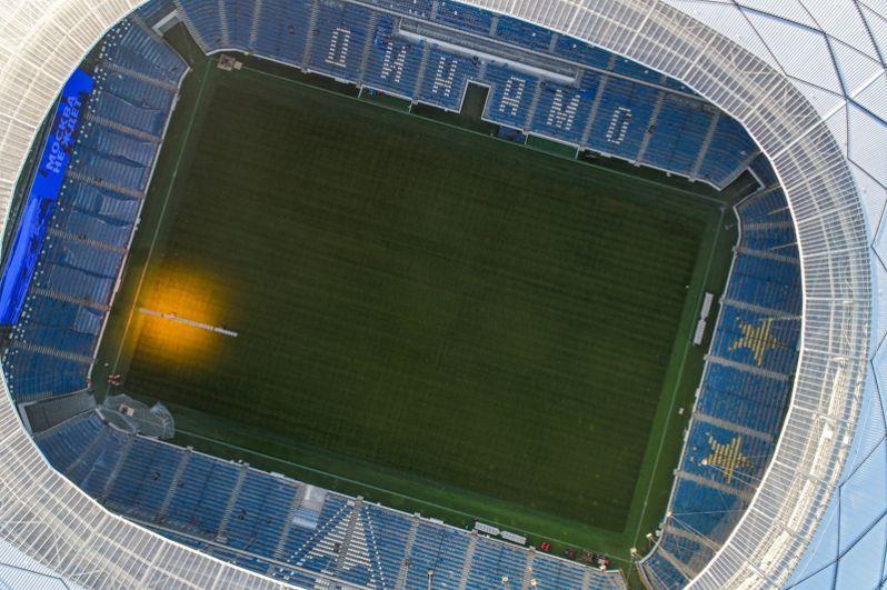 Стадион «Динамо» после реконструкции - новости, фото 4
