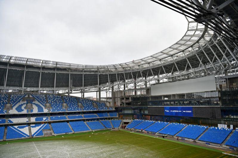 Стадион «Динамо» после реконструкции - новости, фото 5