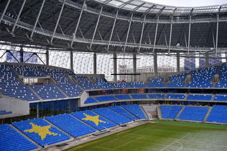 Стадион «Динамо» после реконструкции - новости, фото 6