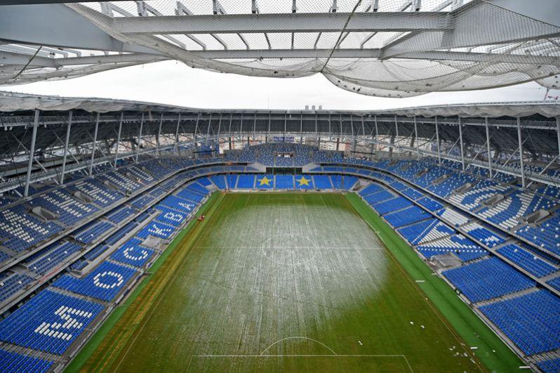 Стадион «Динамо» после реконструкции - новости, фото 7